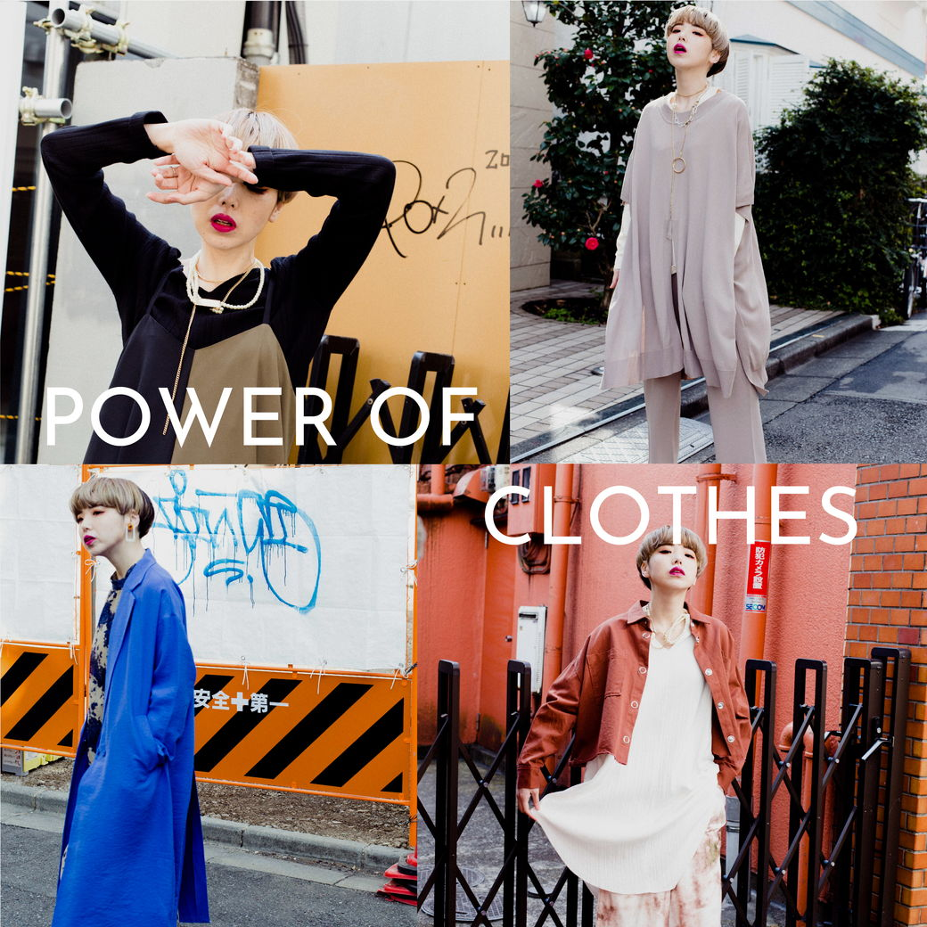 POWER OF CLOTHES